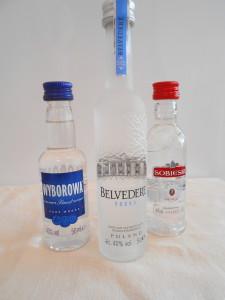 Элитная польская водка