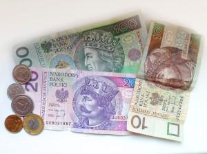 денежки польские