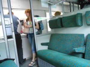 поезд польша