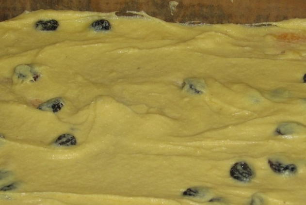 тесто для сырника