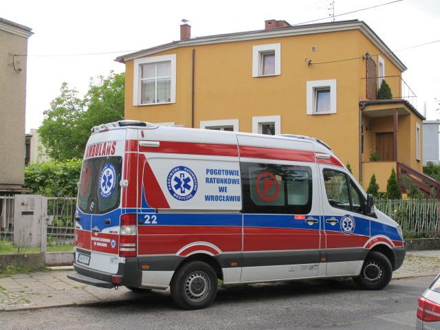 скорая помощь в Польше (Pogotowie ratunkowe)