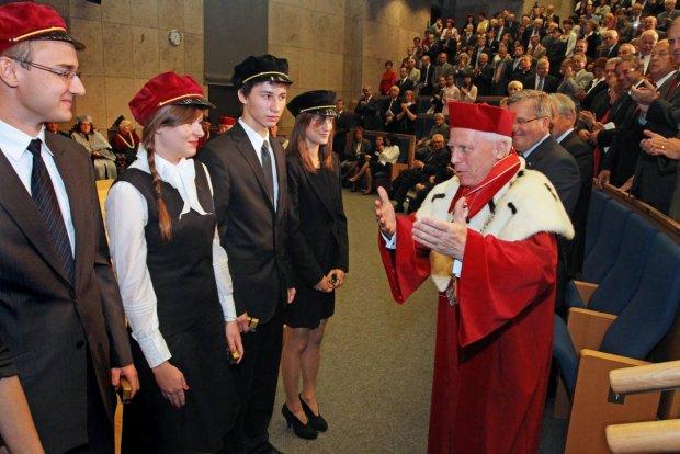 Ягеллонский университет принимает студентов
