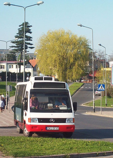 Bus микроавтобус