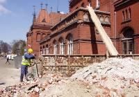 мальборк реставрация вокзала
