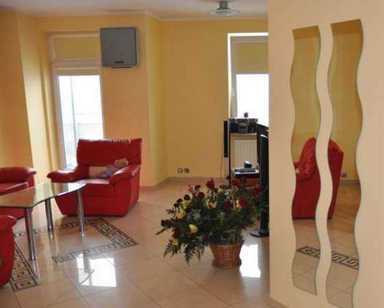 салон в частной квартире