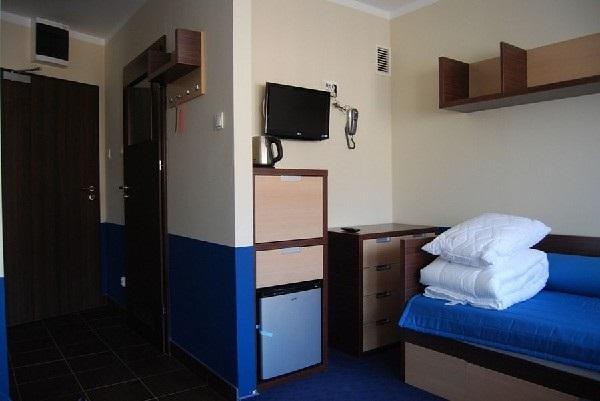 комната в польском студенческом общежитии