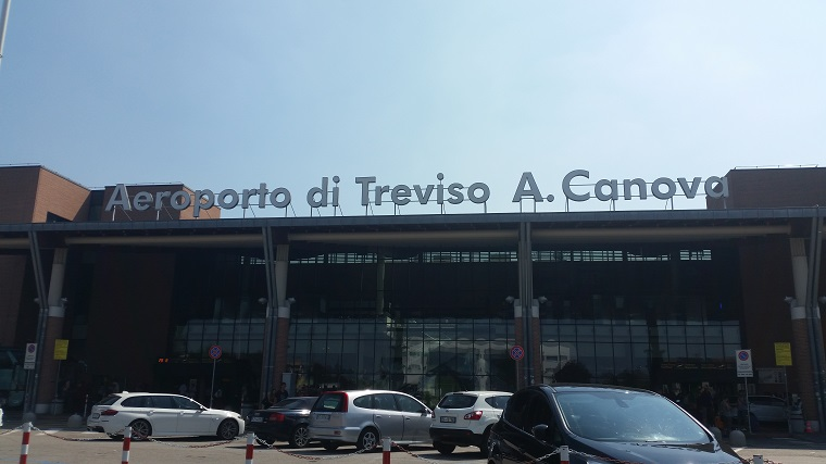Аэропорт Treviso в Венеции