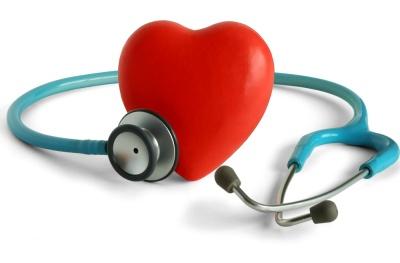 сердце и фанендоскоп