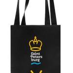 сумочка с логотипом