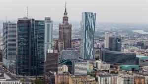 здания в Варшаве