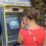 Если зарубежный банкомат задержал пластиковую карту.