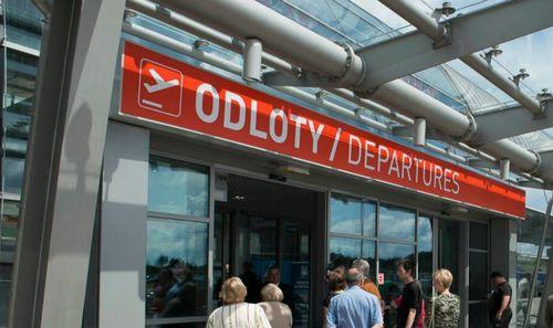 аэропорт Модлин Варшава