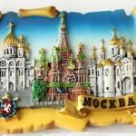 магнит на холодильник Москва